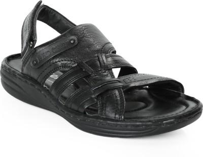 Redchief Men Black Sandals