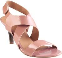 Eve Dior Women Pink Heels