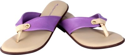 Urban Country Women Purple Flats