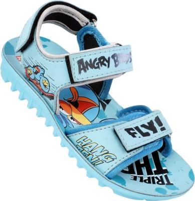 Angry Birds Boys Blue Sandals