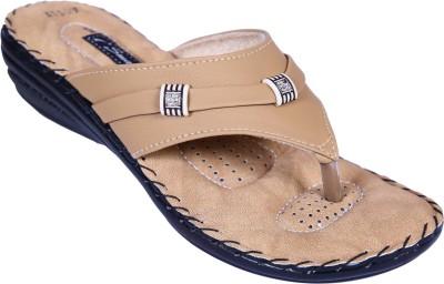 Smalto Women Beige Flats