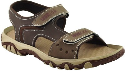 Elvace Men Green Sandals