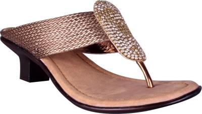 Angel Women Brown Heels