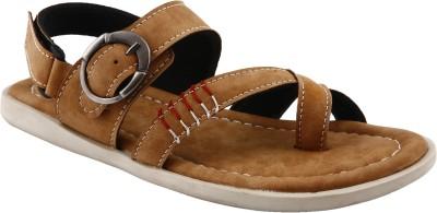 Bacca Bucci BBME6008D Men Tan Sandals
