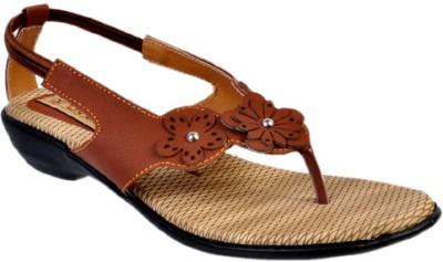 Jolly Jolla Webler Women Tan Flats