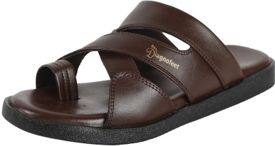 RTS Men Brown Sandals