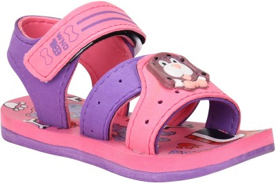 WINDY Boys, Girls Pink Sandals