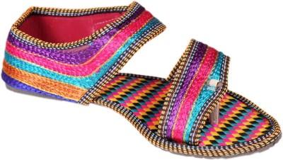 Rajawadi Women Multicolor Flats