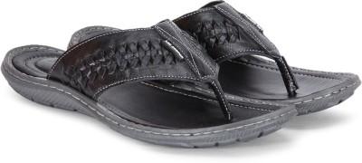 Lee Cooper Men Black Sandals
