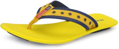 Nawaabs 3802 Men Yellow Flats