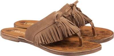 VAPH Estelle Women Brown Flats