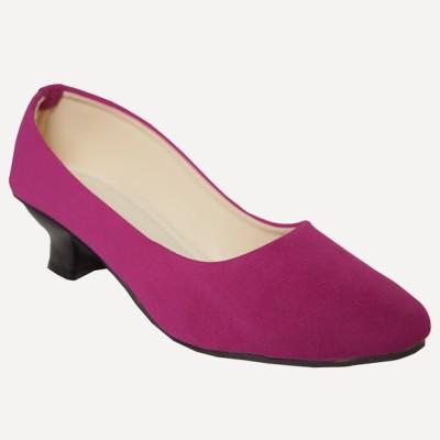 Azores Women Pink Heels