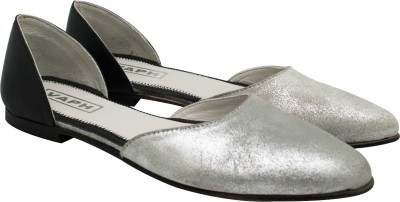 VAPH Irina D,Orsay Women Silver Flats