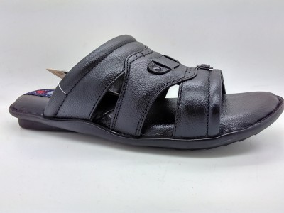 Jones Men Black Sandals