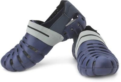 Globalite Parko III Men Grey, Blue Sandals