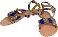 Shastra Women Tan Flats