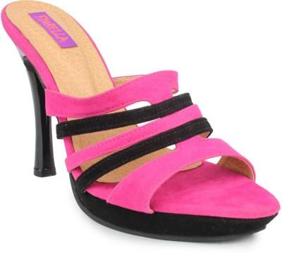 Fiorella Women Pink Heels