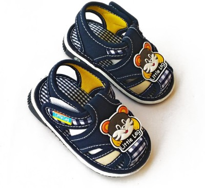 Stuff Jam Baby Boys Blue Sandals