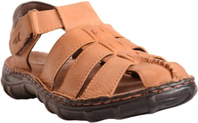 Mardi Gras Boys Tan Sandals