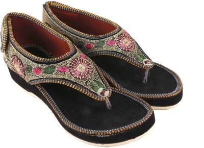 Vinayak Collection Women Multicolor Sandals