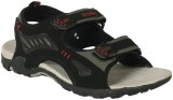 Action Shoes Men Black-Grey Sandals