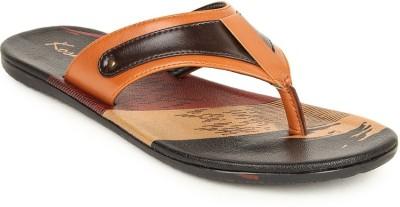 Kosher Men Tan Sandals