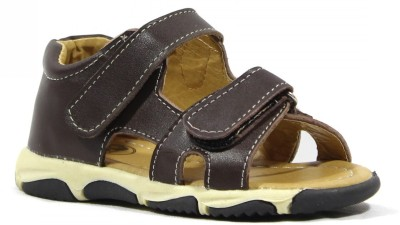 Kyoot Boys Brown Sandals