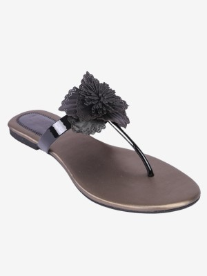 Zotti Women Brown Flats