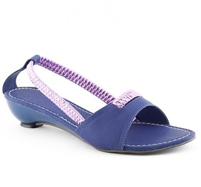 Cenizas JU14 Women Blue Flats