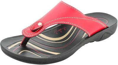 Aerosoft Women Red Flats