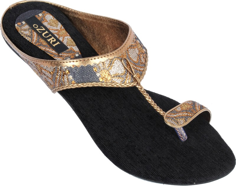 Ozuri Women Black Flats