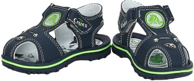 Buds N Blossoms Baby Boys, Baby Girls Blue, Green Sandals