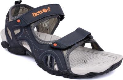 Action Shoes Men Blue Sandals