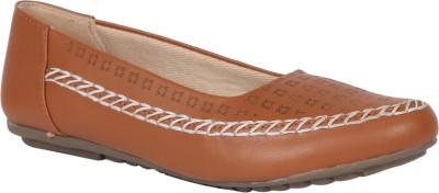 Footshez Women Tan Heels