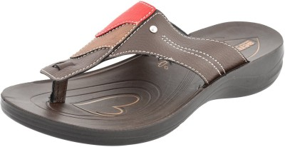 Aerosoft Women Brown Flats