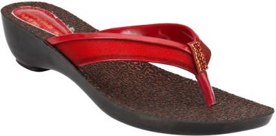 Action Florina PL-1150-G Women Red Heels
