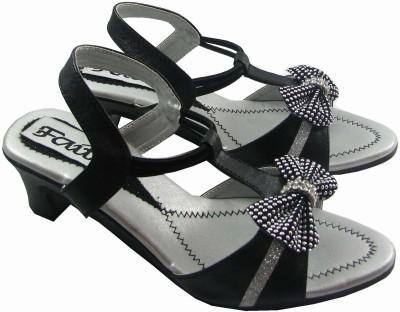 Faith Faith Girls Sandal Girls Black Heels