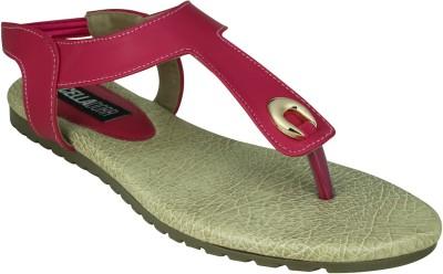 Celladorr Girls Pink Flats