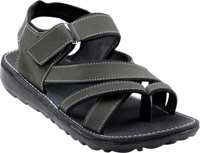 Trustedsnap Men Grey Sandals
