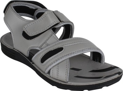 Oricum Footwear Men Grey Sandals