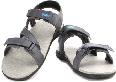 Puma Elego DP Men Grey Sports Sandals