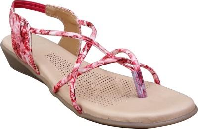 Loris Women Pink Wedges