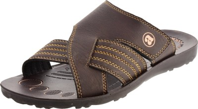 Aerosoft Men Brown Sandals
