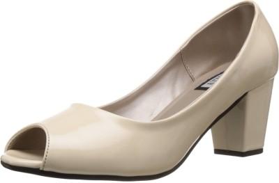 Kally Maren Women Beige Heels