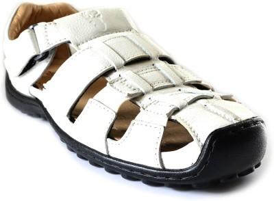 DERA Men White Sandals