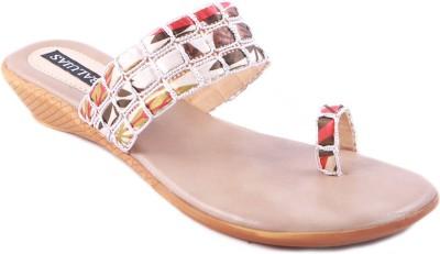 Balujas Women Multicolor Flats