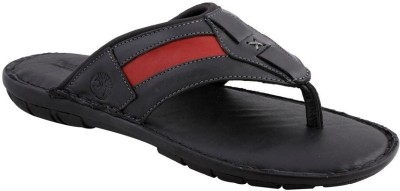 Ventoland Men Black, Red Sandals