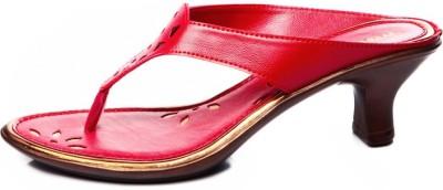 Marc Loire Women Red Heels
