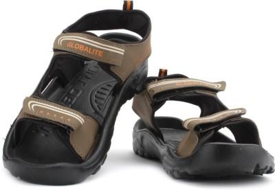 Globalite Marcus Men Brown Sandals