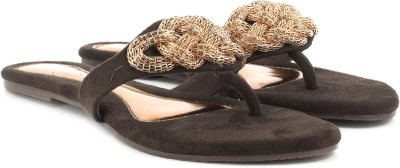 Inc.5 Women Women Brown Flats